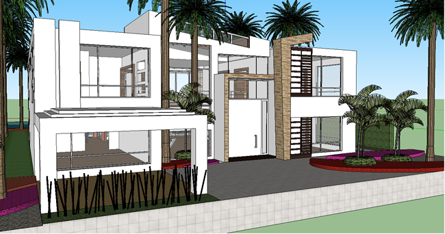 Design your own house google sketchup design your own home for Design my own house